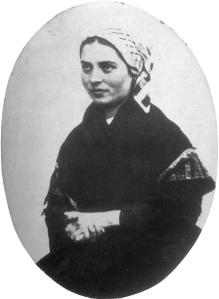Bernadette_in_1863