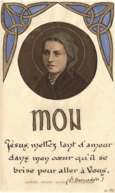 French_Holy_Card_1940s