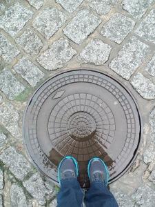 My_Pilgrim_Feet_Loyola_2013