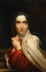 Sainte_Thérèse-François_Gérard-detail-1827