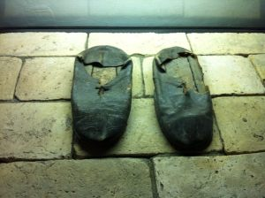 Shoes_of_Ignatius_Rome