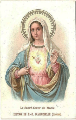 HolyCard-French--1900s