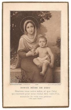 HolyCard-French-1926