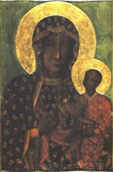 Our-Lady-Czestochowa-Icon-15thC